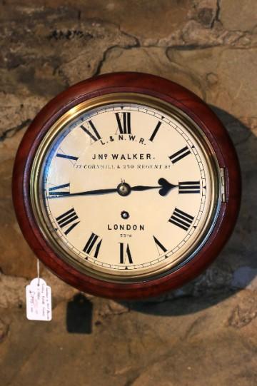 Railway Clock £695