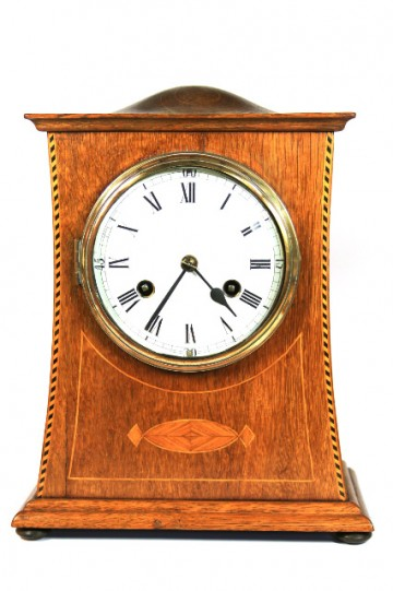 Arts & Crafts Mantle Clock