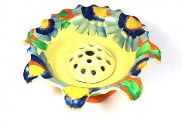 Myott Flower Bowl