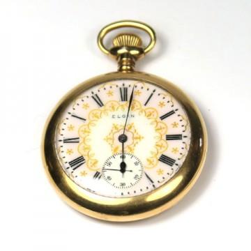 Gold Cased Pocket Watch