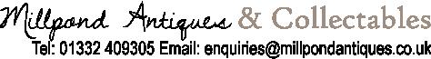 Millpond Antiques Logo